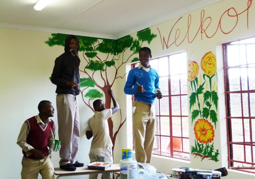 Studenten ontwerpen de binnenkant zelf